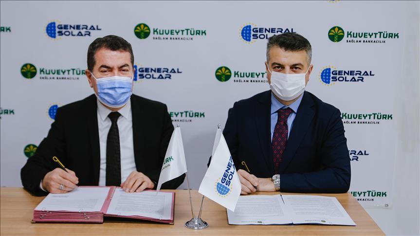 Kuveyt Türk, 'Çatı GES'e destek verecek