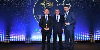 Kuveyt Türk XTM'in işaret dili özelliğine ödül