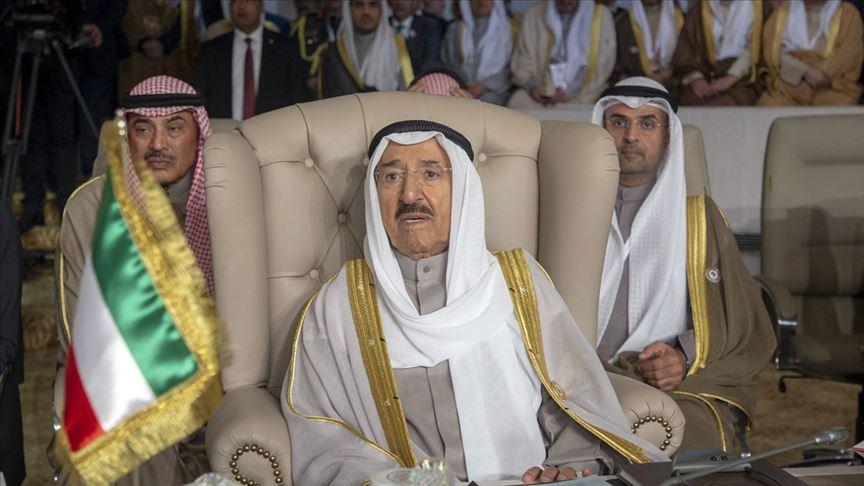 Kuveyt'te hükümet krizi