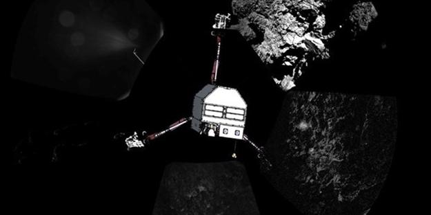 Kuyruklu yıldıza iniş yapan ilk uzay aracı Philae'ye veda