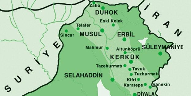 Kuzey Irak Kürt yönetimi: Türkiye bize borç verdi