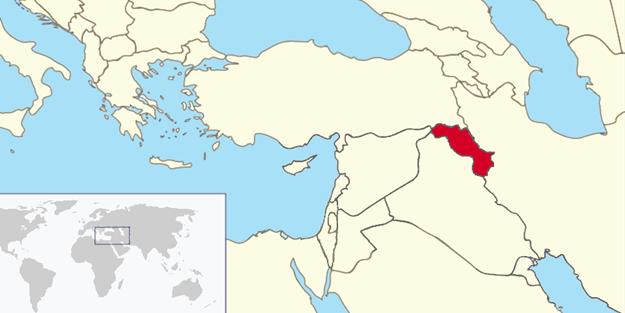 Kuzey Irak'tan 15 bin kişi yola çıktı