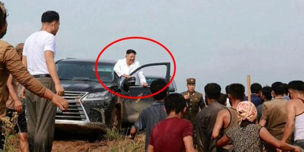Kuzey Kore Lideri Kim Jong-un son fotoğrafıyla olay oldu