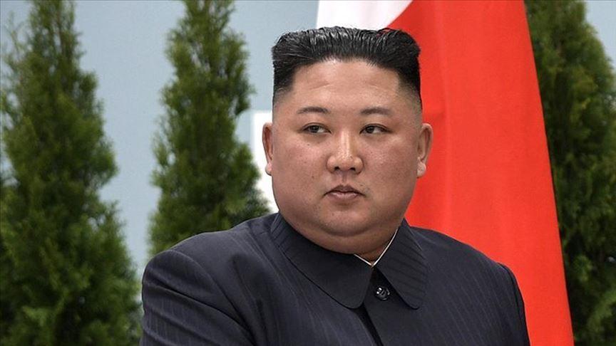 Kuzey Kore liderinden 'Kovid-19'la mücadelede maksimum dikkat' çağrısı