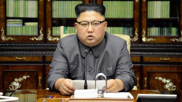 Kuzey Kore televizyondan ilan etti, dünya titredi!