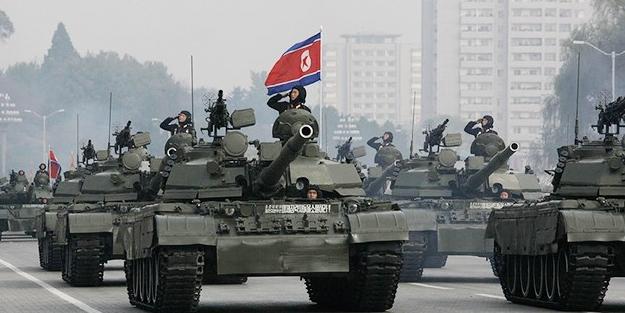 Kuzey Kore'den ABD'ye mesaj: Savaşa Hazırız!