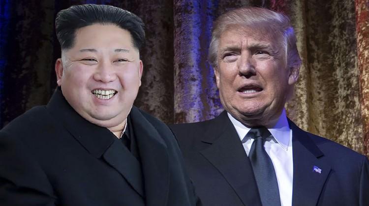 Kuzey Kore'den Amerika'ya darbe! Gözaltına aldılar