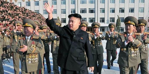 Kuzey Kore'den iki ülkeye tehdit: Uyarmadan vururuz!