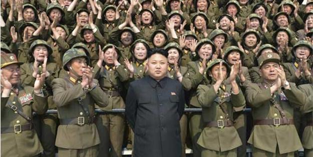 Kuzey Kore'den savaş açıklaması!
