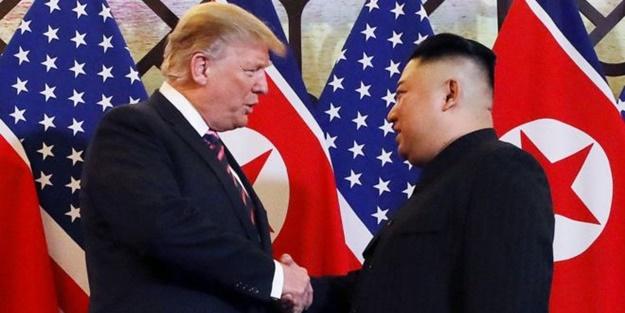 Kuzey Kore'den Trump'a açık tehdit: Bir kez daha bunu söylerse...
