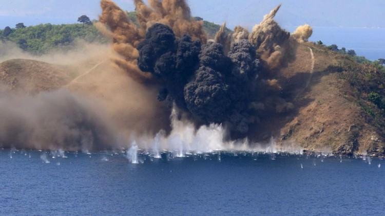 Kuzey Kore'nin füzesi Japonya'da yankılandı!
