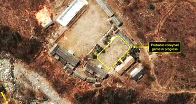 Kuzey Kore'yi uydudan izleyen ABD'liler gördüklerine şaşırdı!
