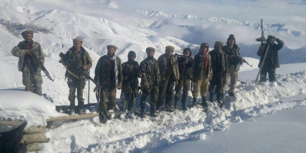 Kuzeyin Peştun olmayan Talibanı