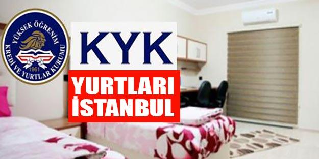 KYK İstanbul yurtları 2019 |Kredi Yurtlar Kurumu İstanbulerkek ve kız öğrenci yurt adresleri