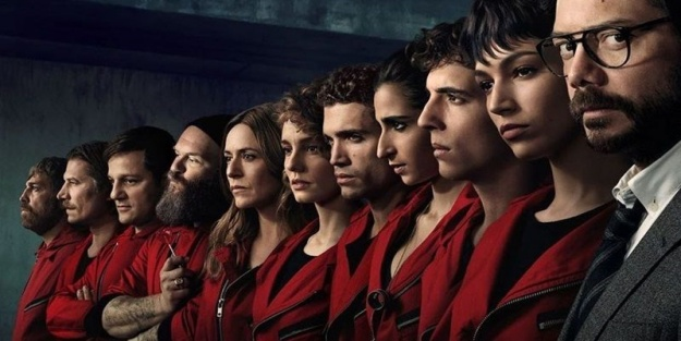 La Casa de Papel 3. sezon kaç bölümden oluşuyor?