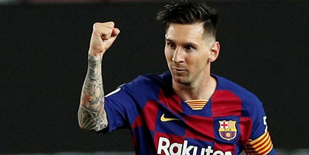 La Liga Messi hakkında soruşturma başlattı