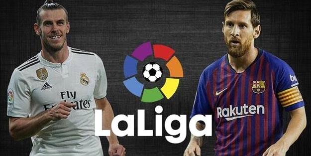 La Liga'da program açıklandı