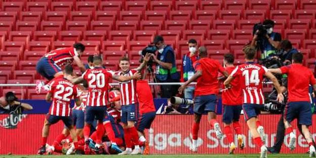 La Liga'da şampiyonluk yarışı alevlendi