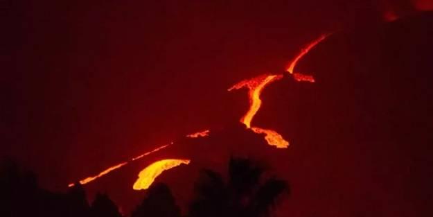 La Palma'daki yanardağdan kötü haber