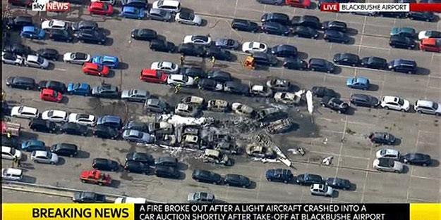 Laden'in annesi ve kız kardeşi uçak kazasında öldü