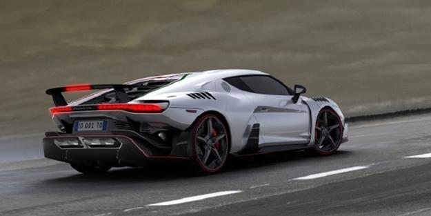 Lamborghini'nin yeni canavarı!