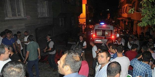 Erdoğan: Gaziantep saldırısı FETO'nun işi