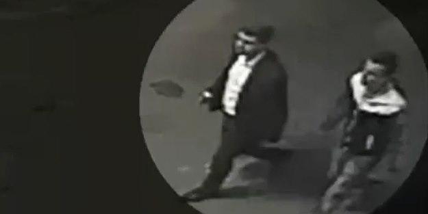 Latif Erdoğan'a saldıranlar bakın nasıl kaçmış