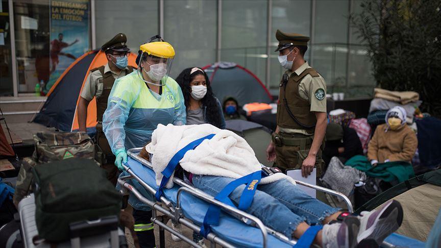 Latin Amerika ülkelerinde Kovid-19 vakaları hız kesmiyor