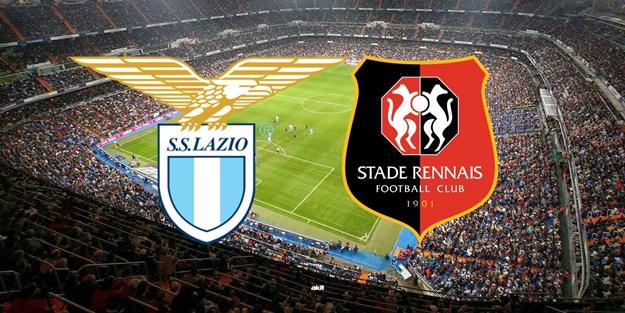 Lazio Rennes maçı ne zaman saat kaçta hangi kanalda? UEFA Avrupa Ligi E Grubu
