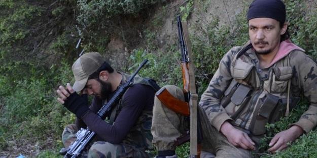 Lazkiye'de yaralanan Türkmenler Türkiye'de