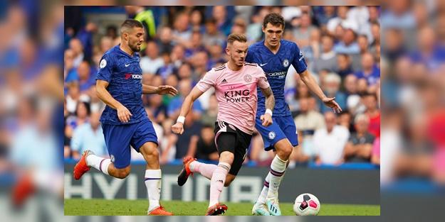 Leicester City Chelsea maçı muhtemel 11'leri