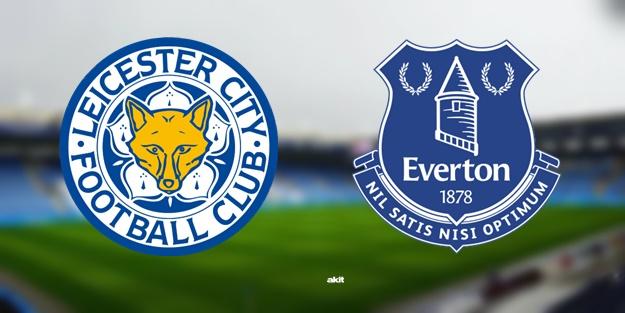 Leicester City Everton maçı ne zaman? Maç saat kaçta hangi kanalda? Premier Lig 14. hafta