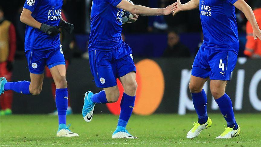 Leicester City'den 9 gollü en farklı galibiyet