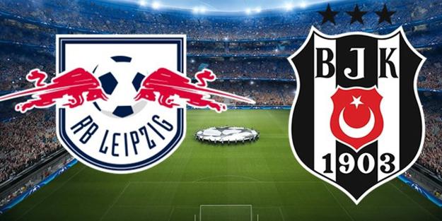 Leipzig- Beşiktaş maçı ne zaman saat kaçta hangi kanalda?