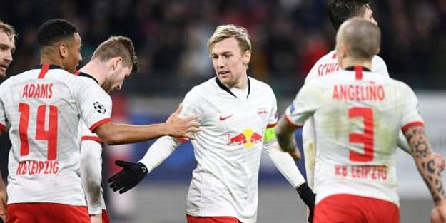 Leipzig, Tottenham'ı devirdi!