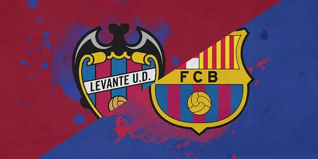 Levante Barcelona maçı ne zaman? Levante Barcelona saat kaçta hangi kanalda? La Liga 11. hafta