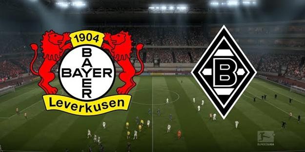 Leverkusen Mönchengladbach maçı ne zaman saat kaçta hangi kanalda?