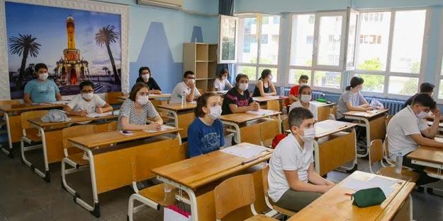 LGS sınav soruları nasıldı? LGS'de çıkan sorular