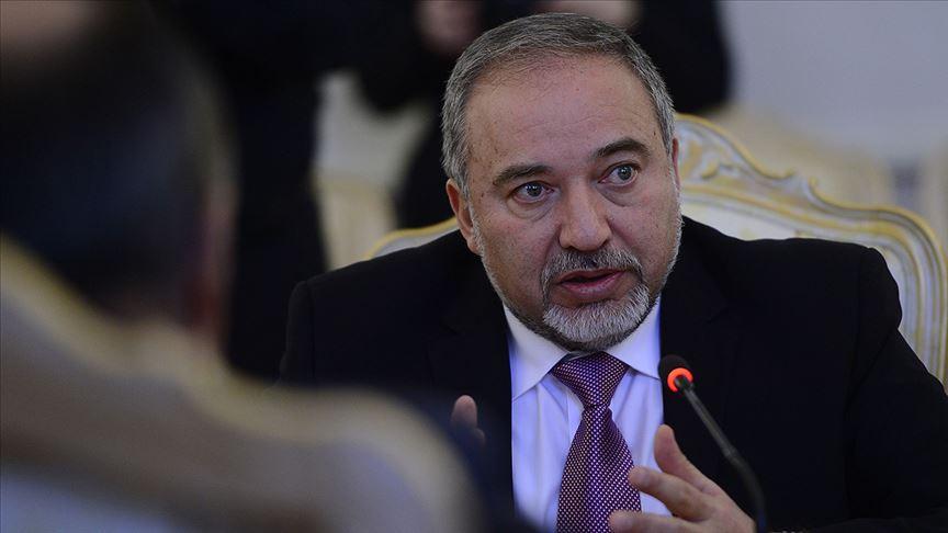 Liberman İsrail'de üçüncü seçimlerin yapılmasına karşı