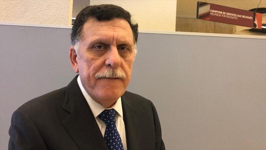Libya Başbakanı Serrac'dan Arap Birliği'ne 'Hafter saldırılarını görmezden gelme' eleştirisi