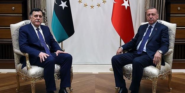 Libya Başbakanı Serrac'tan 'Türkiye' açıklaması!