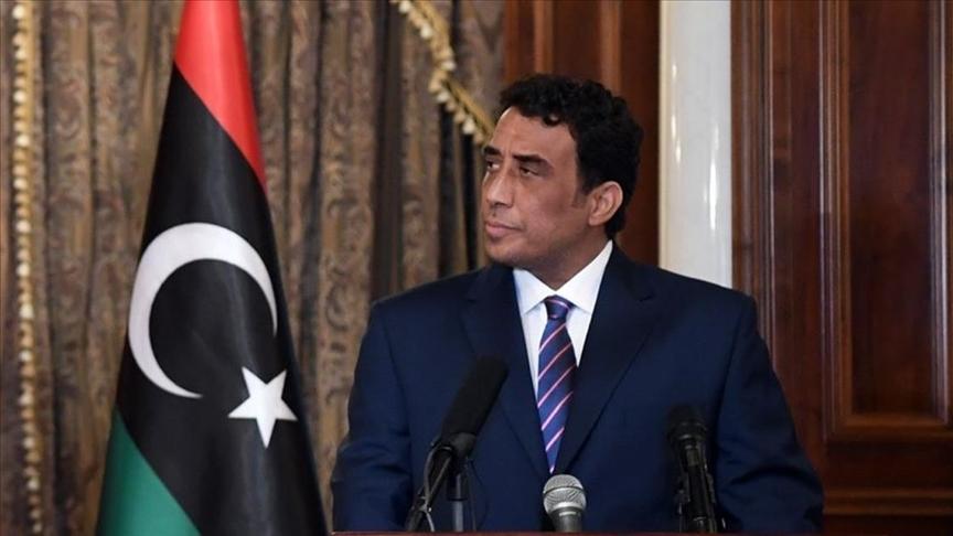 Libya Başkanlık Konseyi Başkanı Menfi, Türkiye ile ilişkileri geliştirmenin önemli olduğunu vurguladı