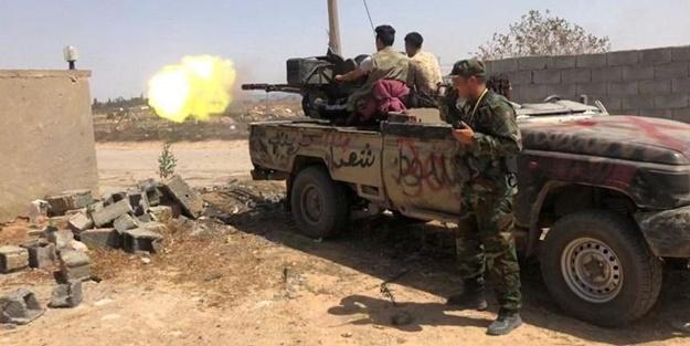 Libya için küstah çağrı! 'Silah zoru ile müdahale edelim'