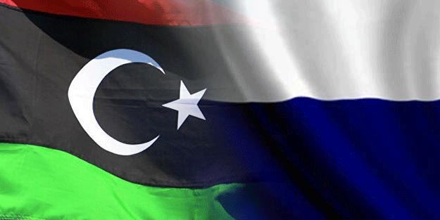 Libya ile Rusya arasında kritik temas