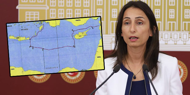 Libya ile varılan anlaşmayı hazmedemeyen HDP, düşman saflarında yer aldı