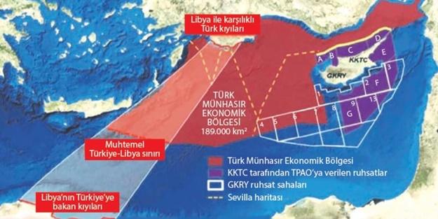 Libya ile yapılan mutabakat resmen onaylandı
