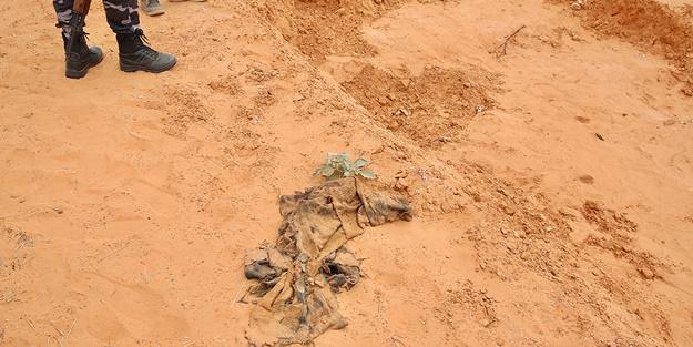 Libya ordusu duyurdu: Hafter'den kurtarılan bölgelerde 190 sivil cesedi bulundu