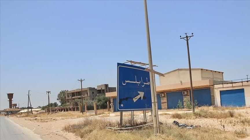 Libya ordusu, Mısır'dan gelen iki uçağın silah taşıdığını duyurdu