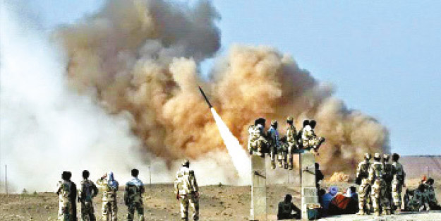 Libya savaşı, Hafter zulmü, savunma yardımı ve BM silah ambargosu