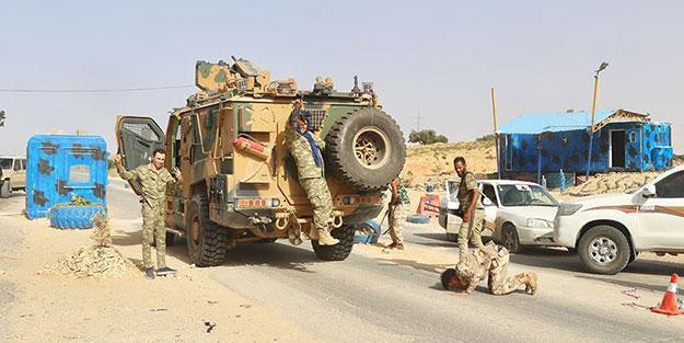 Libya UMH dünyaya ilan etti: Kenti ele geçirdik
